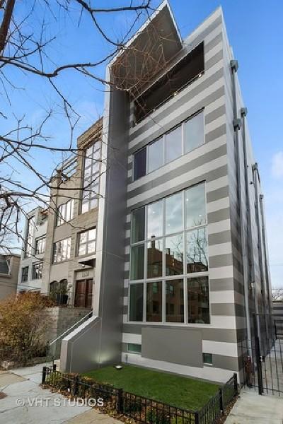 Single Family Home For Sale: 1416 North North Park Avenue