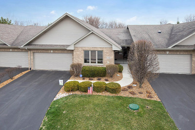 Orland Park Condo/Townhouse Contingent: 17749 Marley Creek Boulevard