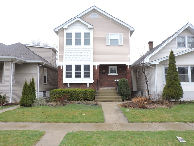 Brookfield Single Family Home For Sale: 3318 Elm Avenue