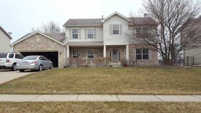 McHenry Single Family Home New: 1723 Redwood Lane