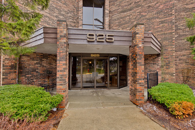 Northbrook Condo/Townhouse For Sale: 925 Spring Hill Drive #209
