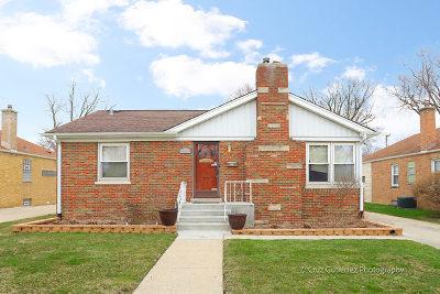 Homewood  Single Family Home For Sale: 18441 Gottschalk Avenue