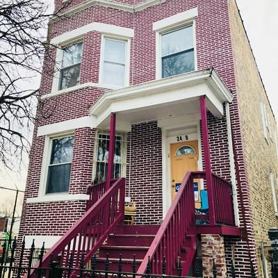 Multi Family Home For Sale: 2408 South Trumbull Avenue