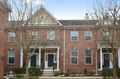 Glenview Condo/Townhouse For Sale: 1815 Grove Street