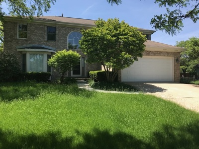 Ashbury Single Family Home For Sale: 1775 Frost Lane