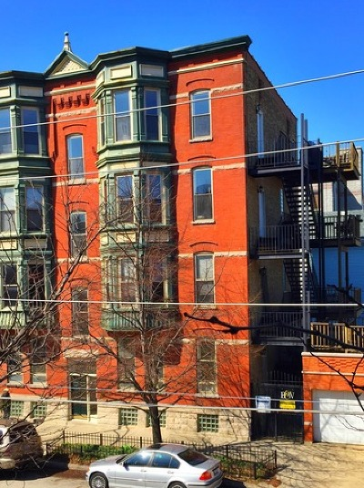 Rental New: 1344 North North Park Avenue #2