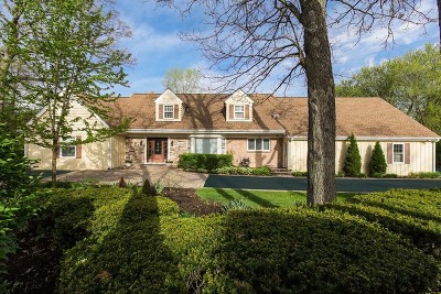 Rockford Single Family Home Re-Activated: 3044 Imperial Oaks Drive
