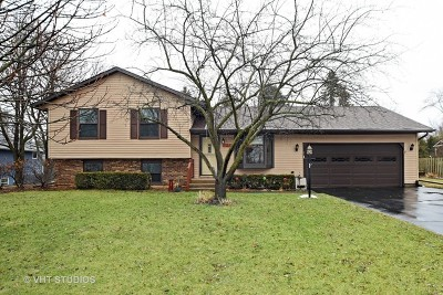 McHenry Single Family Home Contingent: 506 North Hill Road