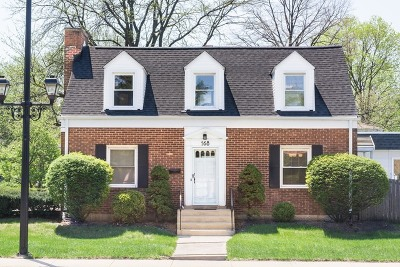 Elmhurst Single Family Home For Sale: 168 West North Avenue