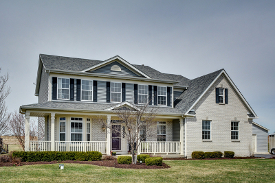 Spring Grove Single Family Home For Sale: 8779 Sonoma Trail