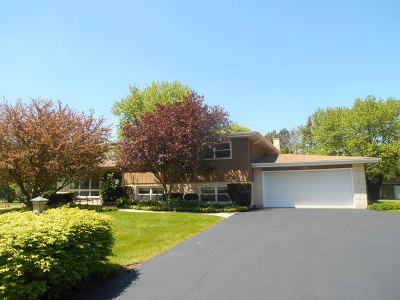 Grayslake Single Family Home For Sale: 31296 North Liberty Road