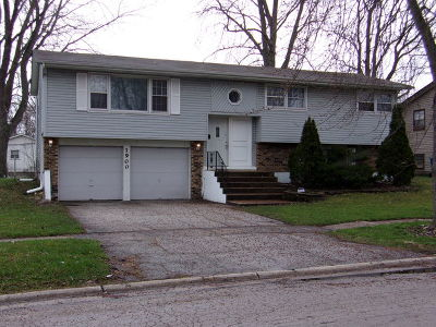 Sauk Village Single Family Home Contingent: 1900 219th Place