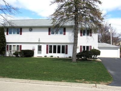 Glenview Single Family Home For Sale: 1760 Harrison Street