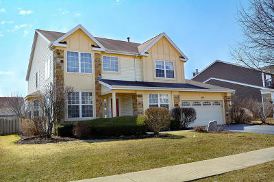 Wheeling Single Family Home For Sale: 95 Lemans Drive