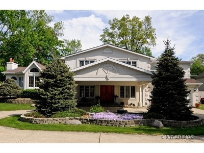 Palatine Single Family Home New: 5155 Old Plum Grove Road
