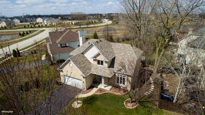 Naperville Single Family Home New: 2152 Country Lakes Drive
