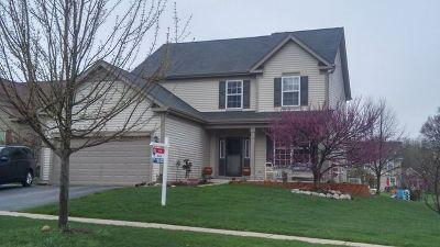 Fox Lake Single Family Home New: 524 Deer Run