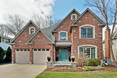 Glen Ellyn Single Family Home New: 328 May Avenue