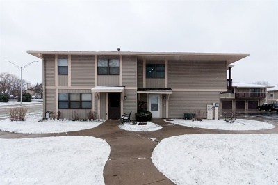Hanover Park Condo/Townhouse New: 5700 Dutch Mill Court #D