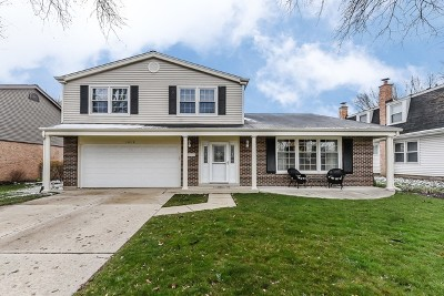 Arlington Heights Single Family Home For Sale: 1619 South Princeton Avenue