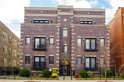 Condo/Townhouse For Sale: 2455 West Foster Avenue #2