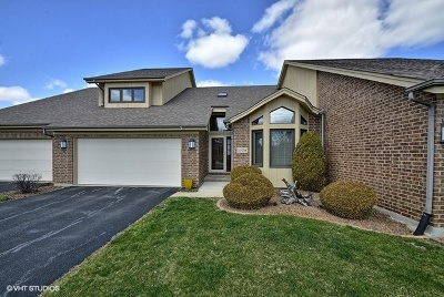 Frankfort Condo/Townhouse For Sale: 10598 Brookridge Drive