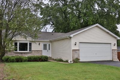 Steger Single Family Home For Sale: 248 East 34th Street