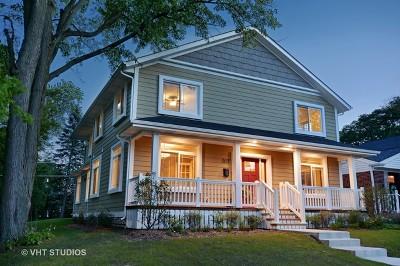 Barrington  Single Family Home Contingent: 517 East Hillside Avenue