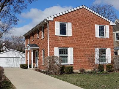 Mount Prospect Single Family Home For Sale: 306 South I Oka Avenue