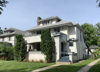 Oak Park Single Family Home For Sale: 623 North Grove Avenue