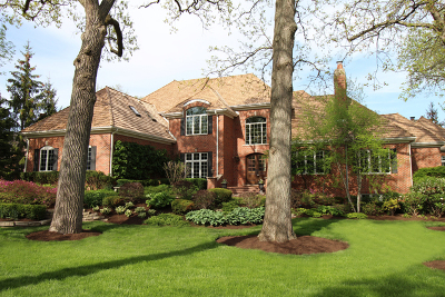 Libertyville Single Family Home For Sale: 2221 Churchill Circle