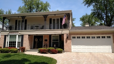 Arlington Heights Single Family Home For Sale: 610 West Maple Street
