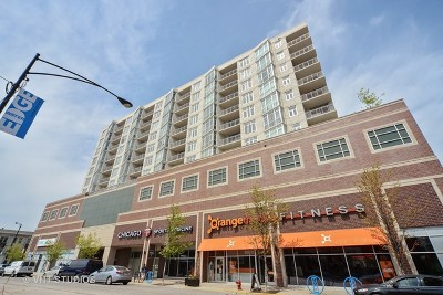 Cook County Condo/Townhouse New: 1134 West Granville Avenue #901