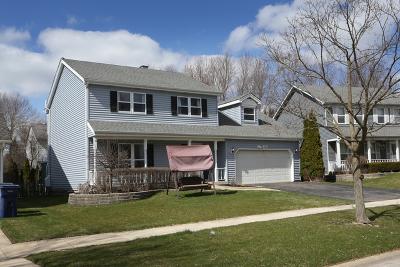 Naperville Single Family Home New: 553 Seville Avenue
