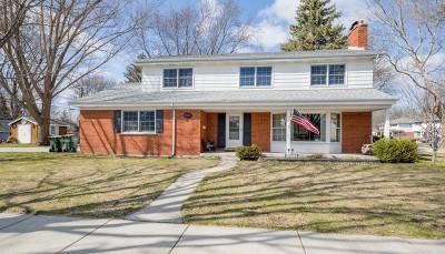 Arlington Heights Single Family Home For Sale: 1004 West Grove Street