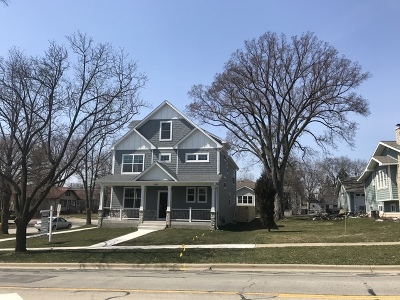 Hinsdale Single Family Home For Sale: 221 Fuller Road