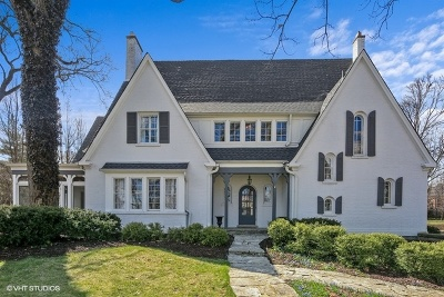 Hinsdale Single Family Home New: 810 Taft Road