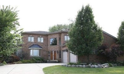 Des Plaines Single Family Home For Sale: 385 West Millers Road