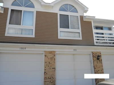 Buffalo Grove Condo/Townhouse For Sale: 1201 Ranch View Court