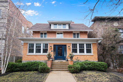 Cook County Single Family Home New: 6326 North Wayne Avenue