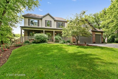Spring Grove Single Family Home For Sale: 10620 Red Hawk Lane