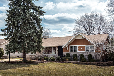 Elmhurst Single Family Home For Sale: 598 West Comstock Avenue