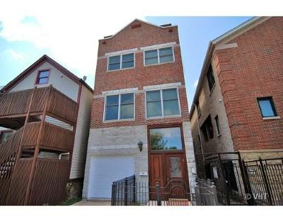 Wicker Park, Bucktown Condo/Townhouse For Sale: 2134 North Winchester Avenue #A