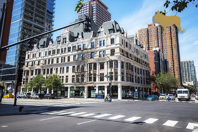 Rental New: 108 West Chicago Avenue #512