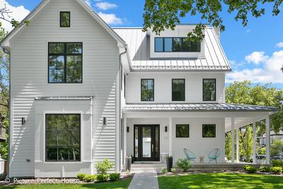 Naperville Single Family Home For Sale: 30 South Ellsworth Street