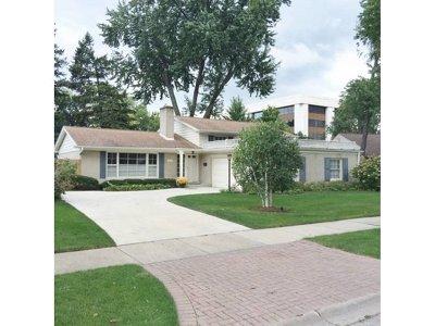 Wilmette Single Family Home For Sale: 3131 Walden Lane