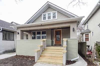 Oak Park Single Family Home For Sale: 717 South Grove Avenue