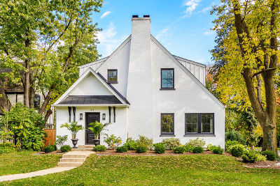 Hinsdale Single Family Home New: 45 Springlake Avenue