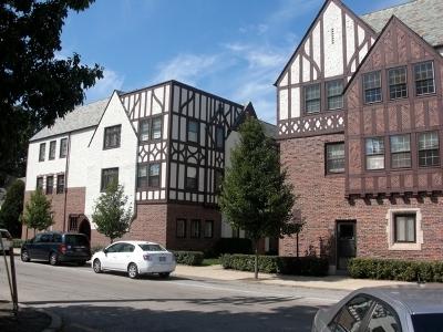 Winnetka Condo/Townhouse For Sale: 1095 Merrill Street #2D