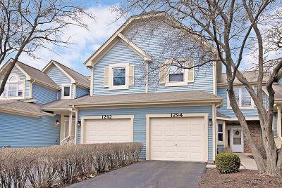Naperville Condo/Townhouse New: 1294 Tennyson Lane #204